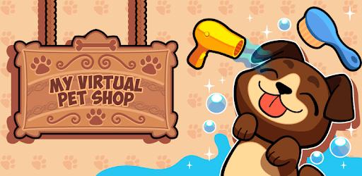 My Virtual Pet Shop - The Game apk