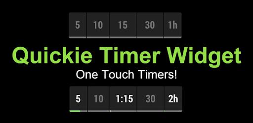 Quickie Timer Widget apk