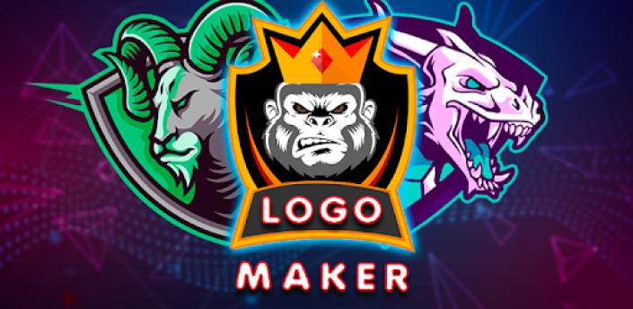 Create Gaming Logo for Gamers - Logo Esport Maker apk