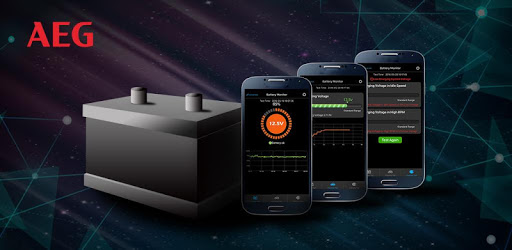 AEG Batteriemonitor apk