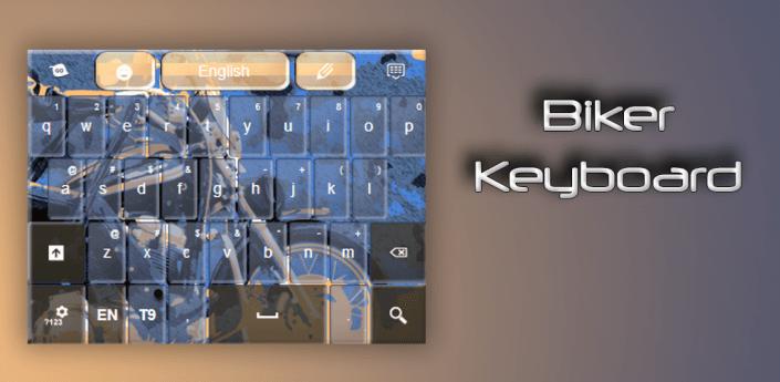 Biker Keyboard apk