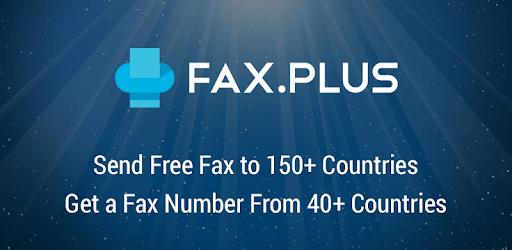 FAX.PLUS - Free Secure Online Fax   Send & Receive apk