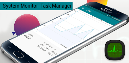 System Monitor : Task manager apk