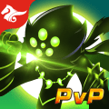 League of Stickman - Best action game(Dreamsky) Icon