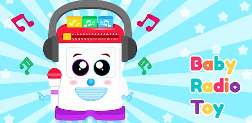 Baby Radio Toy. Kids Game apk