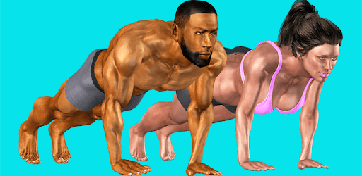3D Push Ups Home Workout apk
