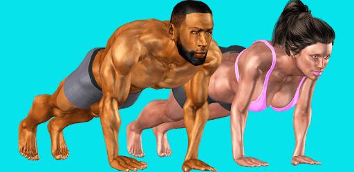 3D Push Ups Home Workout apk
