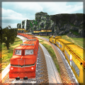 Indian Train Driving - Train Games 2018 Icon