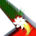Cutting Grass – Rolly Splat Icon