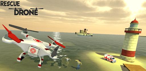 QuadCopter Drone:Emergency SIM apk