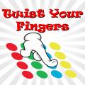 Twist Your Fingers! Icon