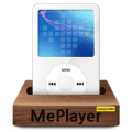 MePlayer Audio (MP3 Player) Icon