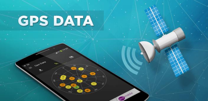 GPS Information & GPS Coordinates Data apk