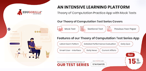 Theory of Computation Practice App with Mock Tests apk