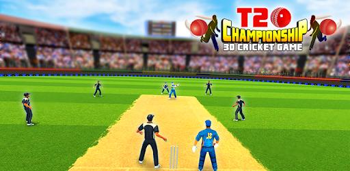 T20 cricket championship - cricket games 2020 apk