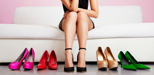 How to Walk in High Heels Guide apk