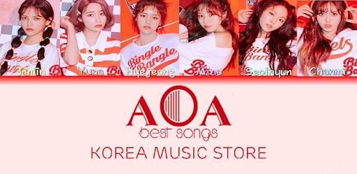 AOA Best Songs apk