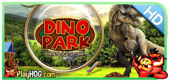 Free New Hidden Object Games Free New Dino Park apk