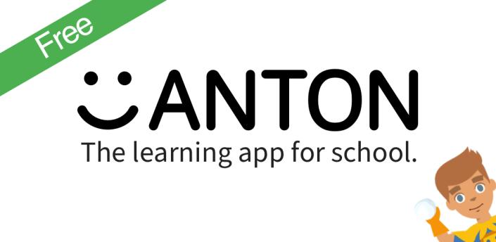 ANTON - the free primary school learning app apk