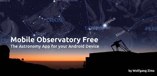 Mobile Observatory Free - Astronomy apk