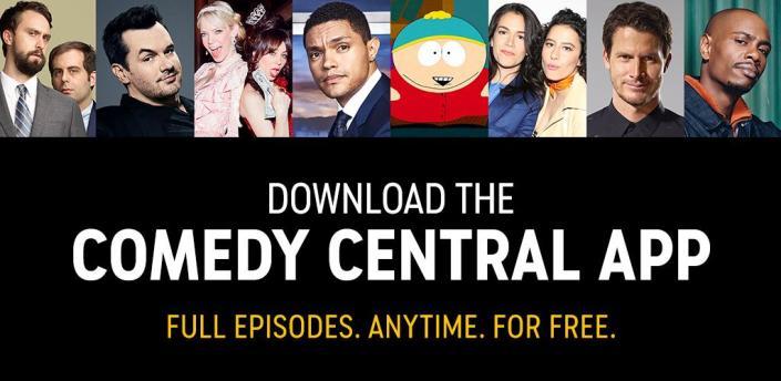 Comedy Central apk