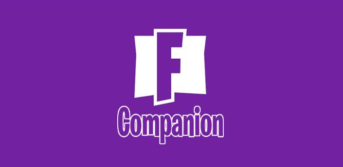 Fortnite Companion apk