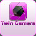 Twins Camera Mirror Photo Icon