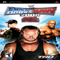 WWE SmackDown vs RAW 2008 featuring ECW Icon