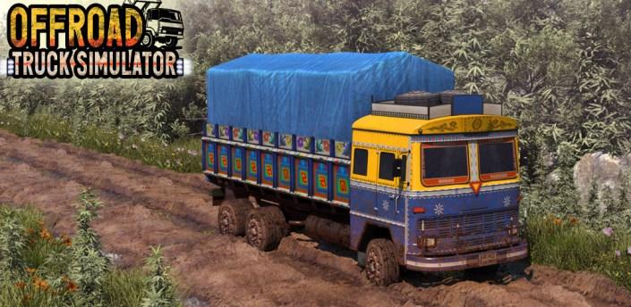 Offroad Cargo Truck Driving 2021 apk