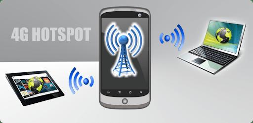 4G Hotspot apk