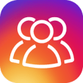 Instagram Followers - Get More Free Real Insta Follower on Fast IG Follow4Follow App Pro for 5000 Likes Icon