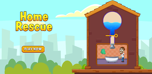 Home Rescue - Pull Pin Puzzle apk
