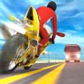 Super Highway Bike Racing Games: Motorcycle Racer Icon