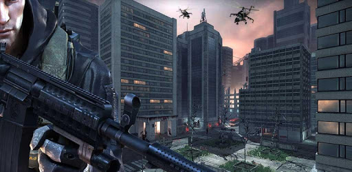 Modern Sniper Critical Ops: Shooting Games - FPS apk