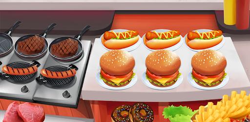 Cooking Games Restaurant Chef: Kitchen Fast Food apk