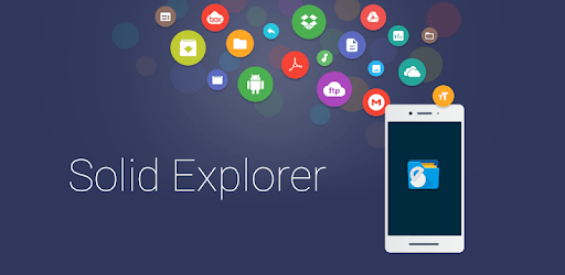 Solid Explorer File Manager apk
