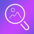 reverse image search : search by image Icon