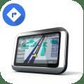 Driving Maps Navigator & Traffic Alerts Icon