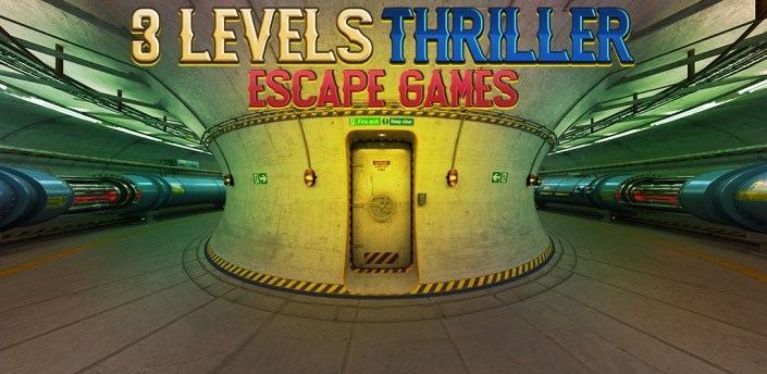 3 Levels Thriller - Escape Games apk