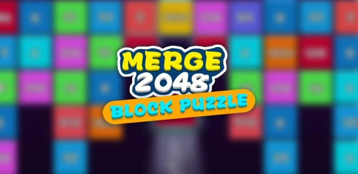 Merge 2048 - Block Puzzle apk