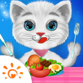 Kitty Daycare Fun Icon