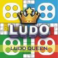 Ludo Queen Icon