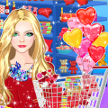 Doll Shopping for Valentines Icon