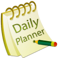 Daily Planner Icon
