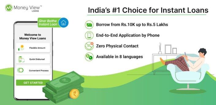 Money View Loans: Personal Loan App, Instant Loan apk