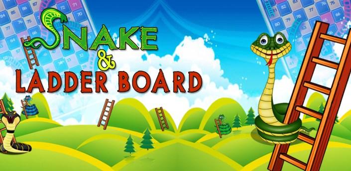 Snake & Ladder Board apk