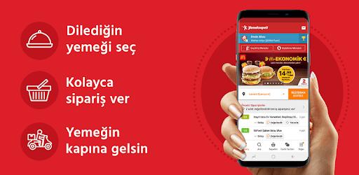Yemeksepeti - Order Food & Grocery Easily apk