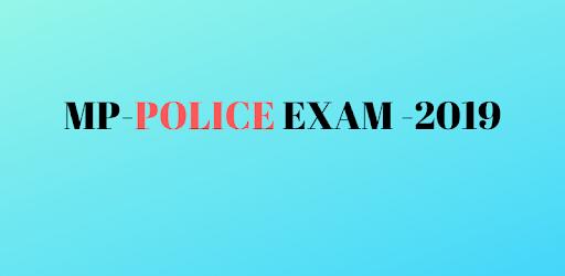 MP Police - Constable Exam Preparation-2019 apk