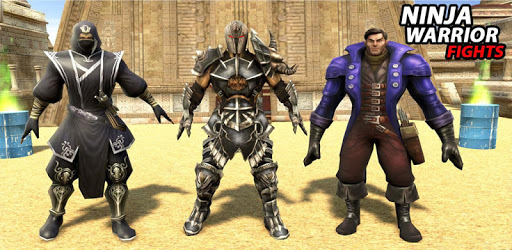 Ninja Kung Fu Fight Arena: Ninja Fighting Games apk