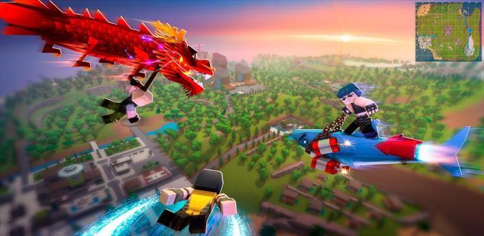 Mad GunZ - Battle Royale, online, shooting games apk